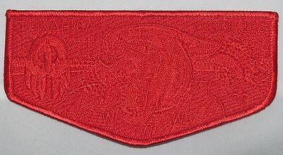 Lodge 266 Tukarica  S40 Vigil Pocket Flap  OA  BSA