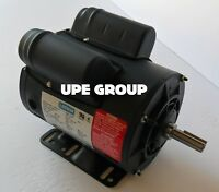 5hp Spl Leeson Electric Motor Replaces Century B385 5hp 1-phase 230v 3450rpm