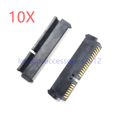 Lot of 10 Dell E5420 E5220 E5520 E5440  Hard Drive Adapter Interposer Connector