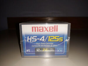 one-Maxell-12GB-24GB-4mm-DDS-3-DAT-Tape-Cartridge
