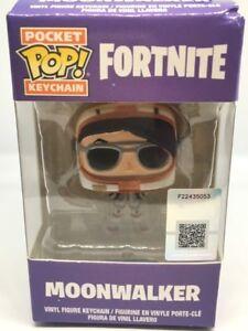 Moonwalker Figure Funko Pocket POP Keychain Fortnite