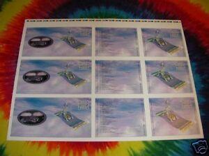GRATEFUL-DEAD-DICK-039-S-PICKS-VOLUME-8-EIGHT-CD-PROMO-CONCERT-POSTER-1970-MINT