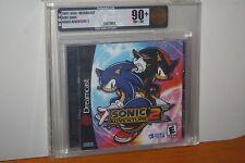 Sonic Adventure 2 (Sega Dreamcast) NEW SEALED MINT GOLD VGA 90+, RARE!
