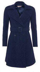 BNWT-329-Alannah-Hill-Ladies-jacket-coat-039-CHECK-MATE-034-size-12-14-save