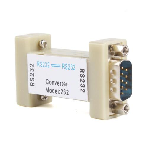 Quality RS232 M F Serial Optoelectronic Isolator Converter 5W sh