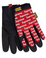 Supreme Mechanix Work Gloves SS17 / Medium / Red Box Logo