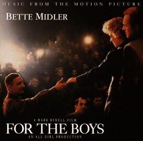 1 of 1 - Bette Midler - For The Boys (Original Soundtrack) [New CD] Manufactured On Deman