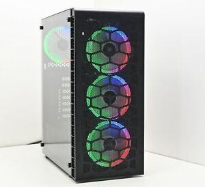 Presupuesto-rapido-Juegos-Pc-Quad-i7-SSD-HDD-8-GB-de-RAM-2GB-GT-710-Windows-10-Wifi