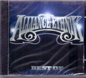 alliance ethnik best of(CD album)