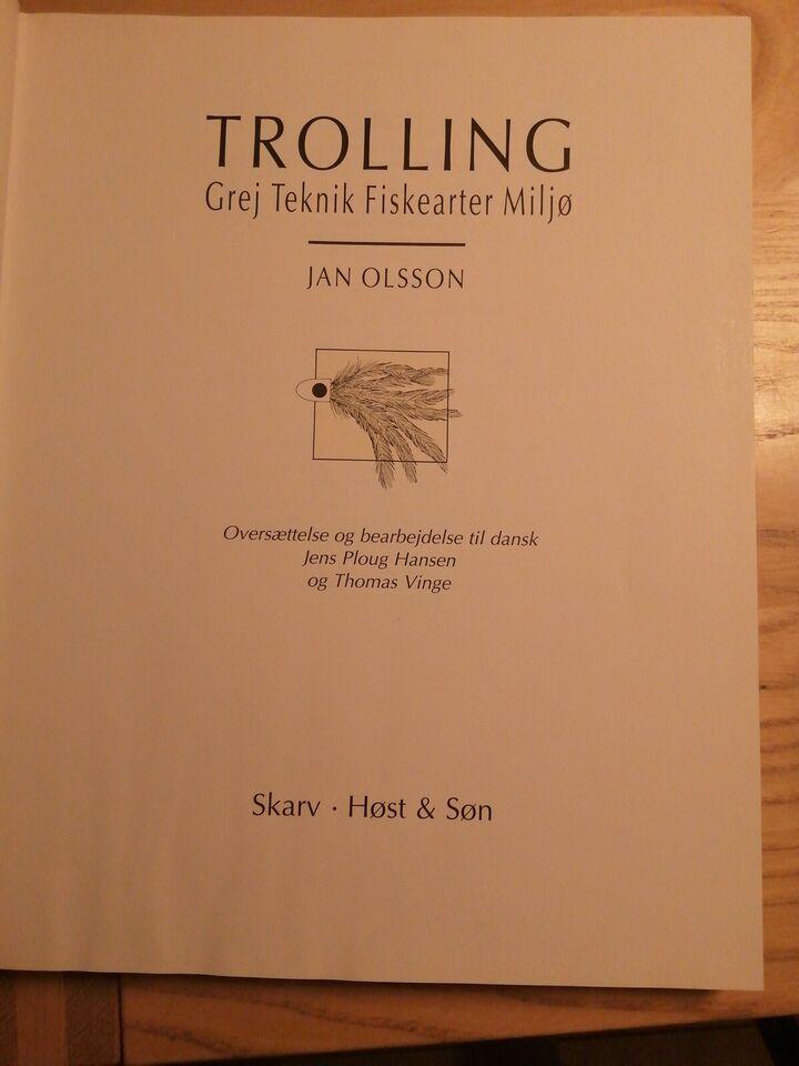 Fiskebøger, Trollong