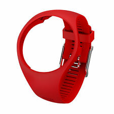 Polar M200 Wrist Strap Red Small/Medium