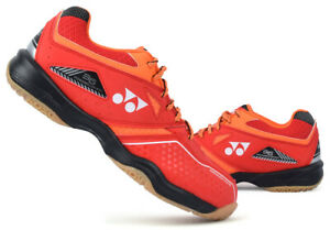 Yonex-Unisex-Badminton-Shoes-Power-Cushion-36-Red-Racquet-Racket-NWT-SHB-36EX