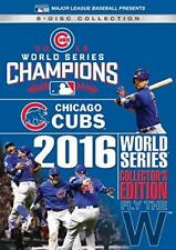 MLB: 2016 World Series Collectors Edition (DVD, 2016)