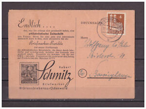 Allies-Occupation-Drucksache-Minr-74-Reinheim-apres-Barsinghausen-30-04-49