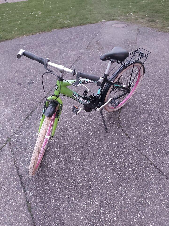 Pigecykel, citybike, Taarnby