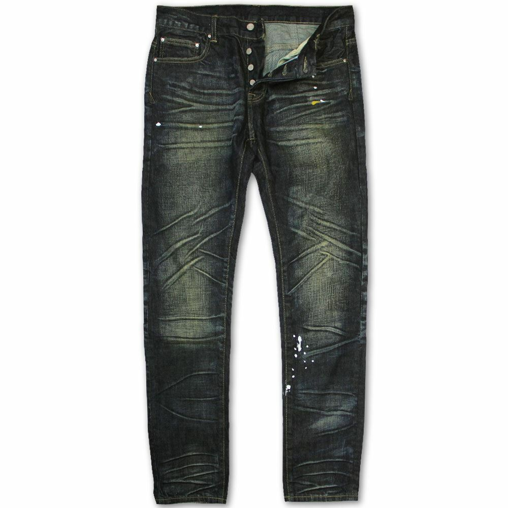 23100eeb Dope Alfred Denim Jeans bluee Couture nnqlix9545-Jeans - www ...