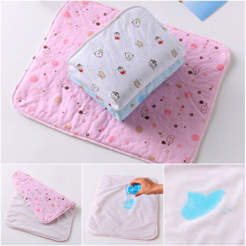 Portable   Change  Waterproof Diapers Baby Diaper  Bedding  Cushion Cover