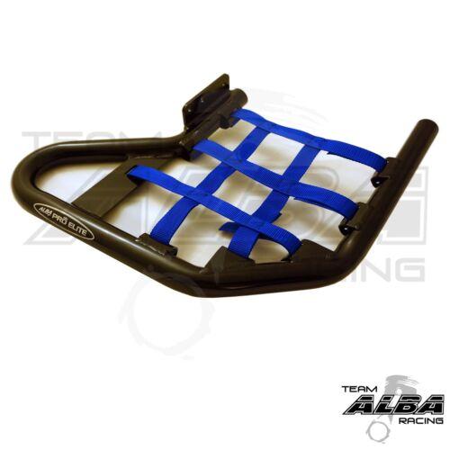 Banshee 350   Nerf Bar Nets   Fit Alba Racing Tusk     Green  A