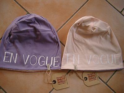 """(m) Lievi Freaky Testa Svolta Berretto Jersey Beanie """"en Vogue"""" Pressione & Flag Logo-mostra Il Titolo Originale"""