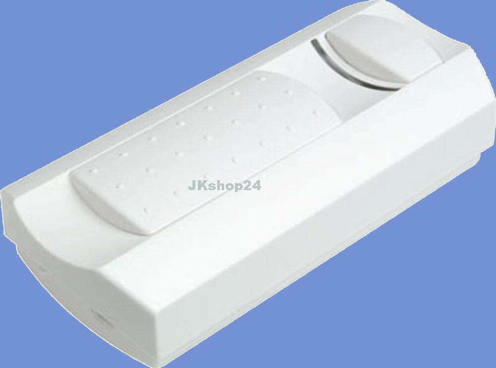 Dimmer + Interruptor 2 lámparas  1x atenúan +1x a de + orientación luz 2660x0300 t26.03
