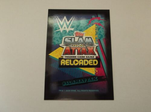 """WWE Topps Slam Attax Reloaded /""""MERCY THE BUZZARD/"""" #231 Trading Card"""