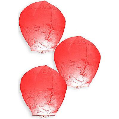 3 Lanterne Volanti Rossect4118carnival Toys S.r.l. Vendendo Bene In Tutto Il Mondo