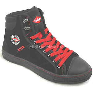Lee Cooper Ladies Steel Toe Cap Baseball Style Safety Boots.Trainers ... 5285251c8