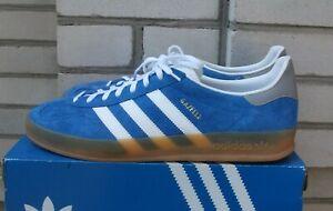Mentalidad un acreedor Cortar  Adidas Originals Gazelle Indoor trainers bluebird Suede US 11.5 UK11 FR46  JP295   eBay