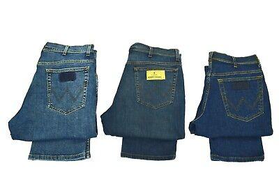 Mens Wrangler Texas stretch regular fit denim jeans FACTORY SECONDS WA33 | eBay