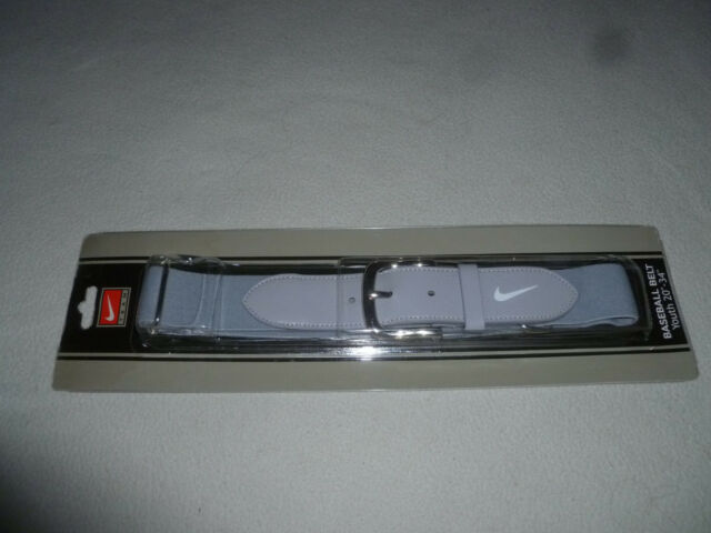 2b774032d9b98f NEW NIKE TEAM BASEBALL BELT YOUTH 20