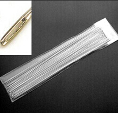 50 Pcs Beading Needles Threading String Cord graver Thin Jewelry Craft DIY Tools