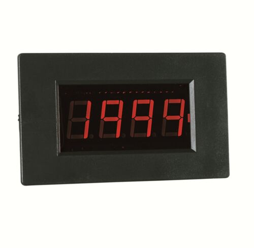 Ldp-235 ROSSO 3 1//2 cifre LED 200 MV DC 14 mm cifre altezza//Cipher height
