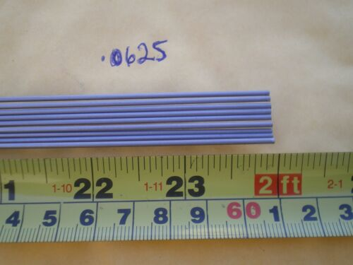 """1//16/"""" 100 PCS STAINLESS STEEL STRAIGHT LURE SHAFT WIRE FORM .0625 X 24/"""""""