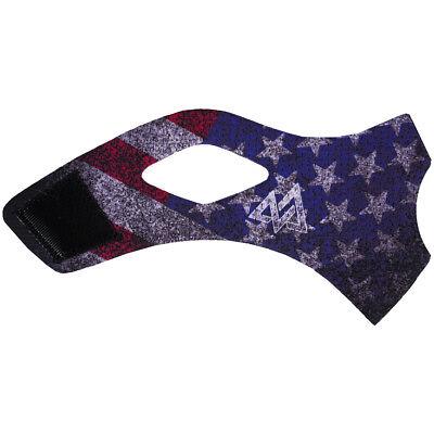 Training Mask 3.0 Rogue American Manga Rojo/blanco/azul Other Combat Sport Supplies
