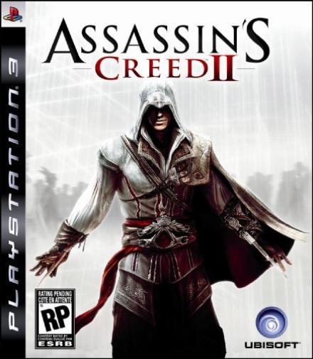 PS3 ADVENTURE-ASSASSINS CREED 2 PS3 NEW