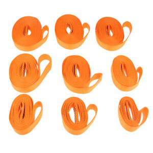 25KN Safety Rock Tree Climbing Express Quickdraw Sling Webbing Rope StrapCord DP