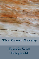 The Great Gatsby Fitzgerald, F. Scott Fitzgerald [paperback] Free Shipping