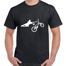 BNWT FREE RIDER EXTREME SPORTS BMX STUNT RACE CYCLE BIKE  ADULT T SHIRT S-XXL