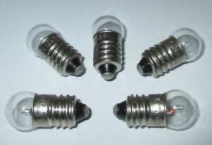 Lightbulb-3-5V-Bulbs-for-E10-Versions-5-Piece-New