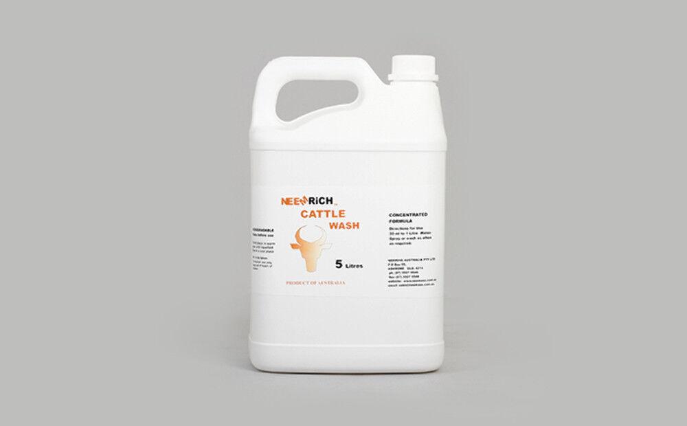 Neem 5L Cattle Wash concentrate (10 pints 10 ozs)