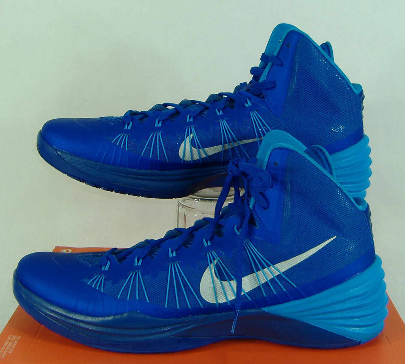 New Mens 18 NIKE Hyperdunk 2013 TB Game bluee High Top shoes  140 584433-402