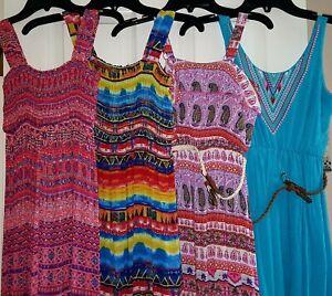 NWT-GIRLS-ASSORTED-LILY-ROSE-GAUZE-MAXI-DRESSES-48-SIZES-7-8-10-12-14-amp-16