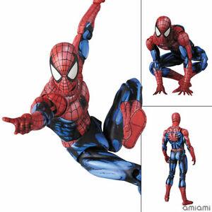 Medicom-Toy-Mafex-No-108-Mafex-Spider-Man-Fumetto-Pittura