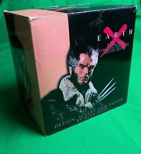 Logan / Wolverine Earth X  limited edition resin bust NOS NM 2001