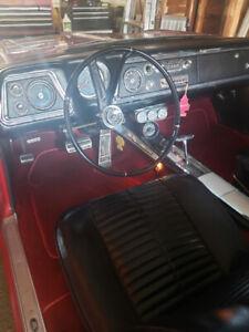 1966 Oldsmobile Starfire hurst edition