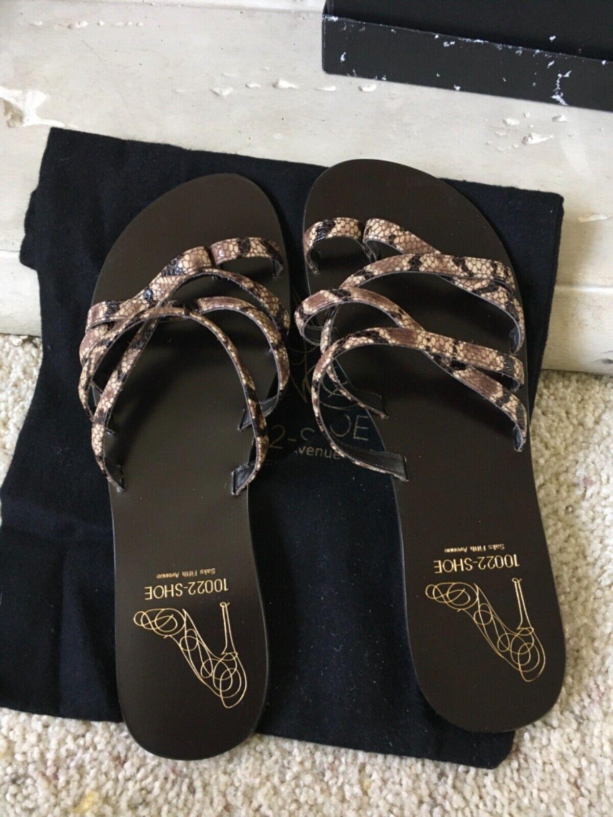 Strappy sandal - image 1