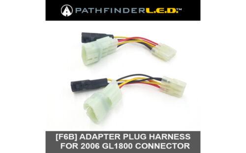 Pathfinder F6B1A GL1800F6B Adapter Plug Harness for G18DT//GL18RFL