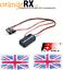 FlySky-FS-CVT01-Voltaje-telemetria-Sensor-para-iA6B-iA10-receptores-OrangeRx-UK miniatura 1