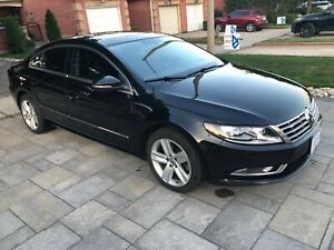 GREAT DEAL AWAITS ON A 2014 Volkswagen CC Highline.....