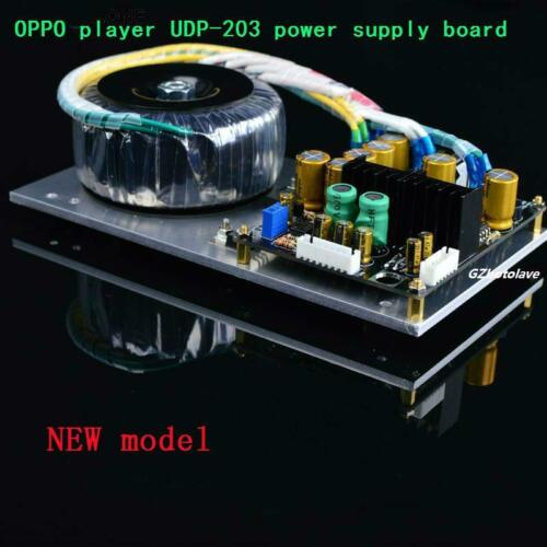 New Upgrade OPPO UDP-203 lossless restructured linear power supply board//modules